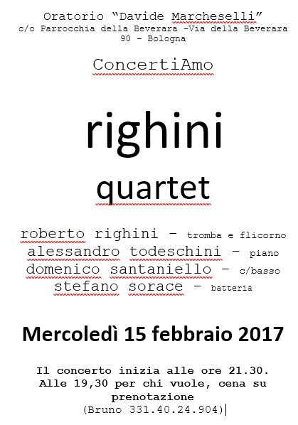 Concertiamo 15feb2017